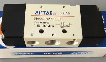 Van điện từ airtac 4A220-08