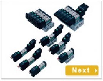 Van điện từ CKD 3 Port